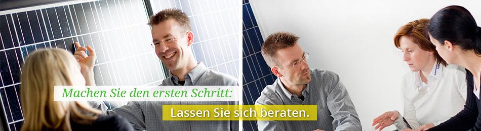 Kontakt zum Solarenergie-Netzwerk: Machen Sie den ersten Schritt.