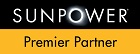 Logo SunPower Premier Partner