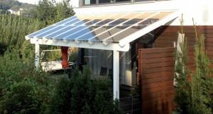 Veranda-System von Solarwatt