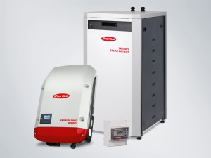 Fronius Solar Battery mit Symo Hybrid