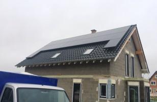 Solaranlage von SolarEnergieNetzwerk