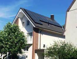 Solaranlage von SolarEnergieNetzwerk in Bergisch Gladbach