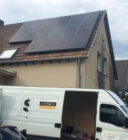 PV-Anlage von SolarEnergieNetzwerk in Leverkusen