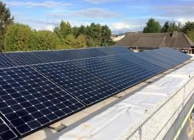 PV-Anlage in Erftstadt von SolarEnergieNetzwerk