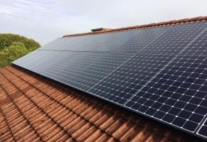 PV-Anlage in Nideggen von SolarEnergieNetzwerk