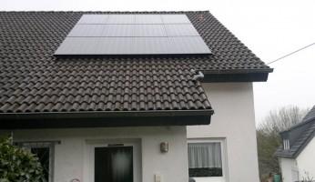 Solarstromanlage-Solarwatt-Königswinter