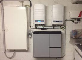 Stromspeichersystem LG7H von SolarEnergieNetzwerk
