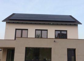 Photovoltaikanlage Nörvenich LG 300 black