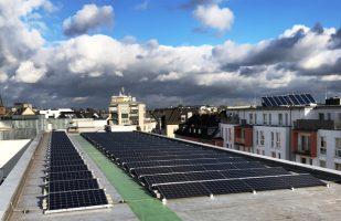 Photovoltaik Brühl Flachdach SolarEnergieNetzwerk