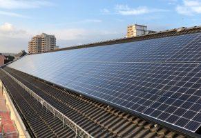 PV Anlage Brühl SolarEnergieNetzwerk
