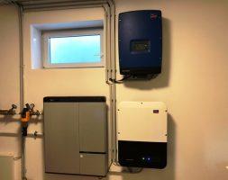 Stromspeicher in Köln von SolarEnergieNetzwerk