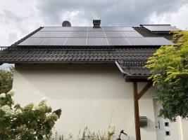 Photovoltaikanlage Kuerten SunPower SPR-X22 360