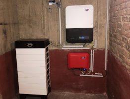 Solarstromspeicher BYD B-Box HV