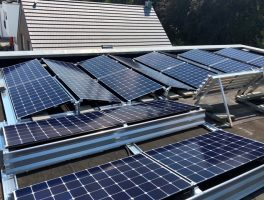 PV Anlage LG SolarEnergieNetzwerk in Brühl
