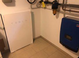 Solarstromspeicher Tesla Powerwall 2 von SolarEnergieNetzwerk